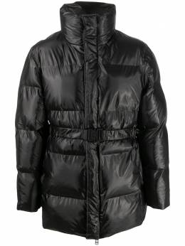 Rains belted puffer jacket 1515SS20
