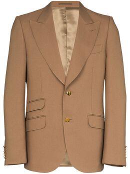Gucci однобортный пиджак 613967Z798C