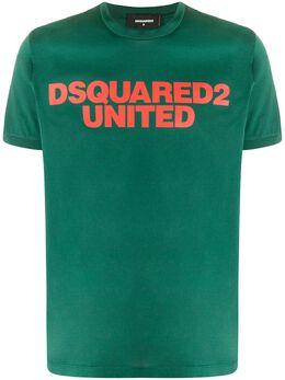 Dsquared2 футболка с логотипом S74GD0762S22427