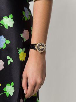 Vivienne Westwood наручные часы Orb с логотипом VV006BKGD
