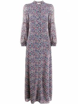 MICHAEL Michael Kors floral-print maxi dress MS08ZRCE7M