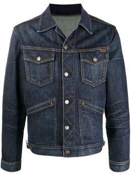 Tom Ford джинсовая куртка BVJ31TFD111