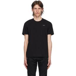 Comme Des Garcons Play Black Heart Patch T-Shirt P1T064
