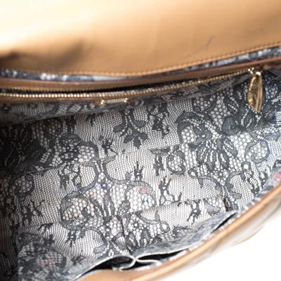 Dolce&Gabbana Brown Quilted Leather Miss Kate Shoulder Bag 294404 - 6