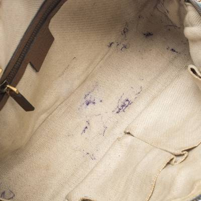 Gucci Blue Denim Medium Soho Chain Shoulder Bag 292700 - 9
