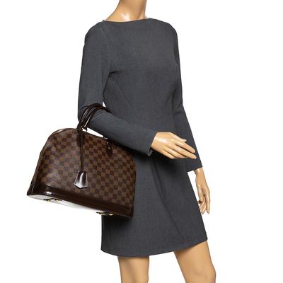 Louis Vuitton Damier Ebene Canvas Alma MM Bag 294224 - 1