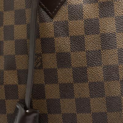 Louis Vuitton Damier Ebene Canvas Alma MM Bag 294224 - 4