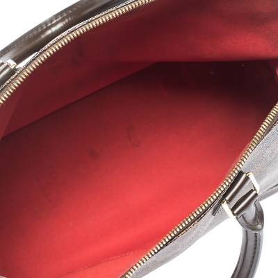 Louis Vuitton Damier Ebene Canvas Alma MM Bag 294224 - 6