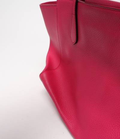 Gucci Pink Leather Small Swing Tote Bag 293809 - 5
