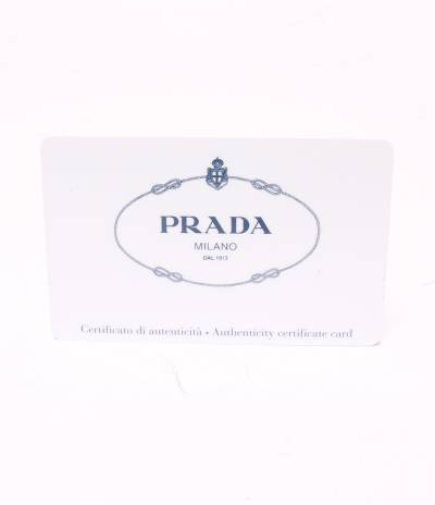 Prada Brown Vitello Phenix Leather Bauletto Bag 293813 - 4