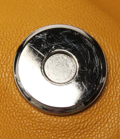 Loewe Yellow Leather Flamenco Knot Bag 293812 - 5