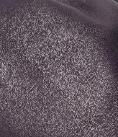 Loewe Black Leather Bounce Bag 293811 - 2