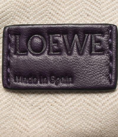 Loewe Black Leather Bounce Bag 293811 - 4