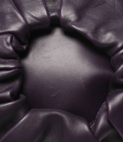 Loewe Black Leather Bounce Bag 293811 - 5