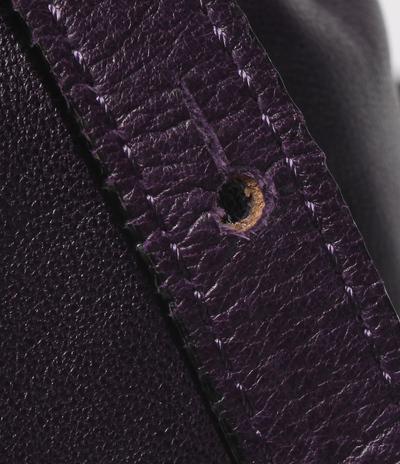 Loewe Black Leather Bounce Bag 293811 - 6