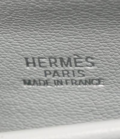 Hermes White Chevre de Coromandel Cabana Tote Bag 293810 - 4