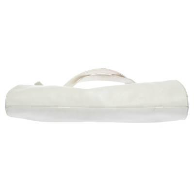 Gucci White Leather Shoulder Bag 293759 - 6