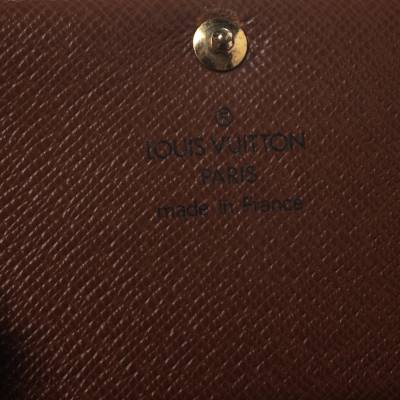 Louis Vuitton Monogram Canvas Porte Monnaie Tresor Wallet 294250 - 6