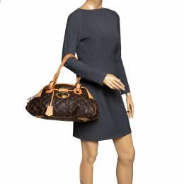 Louis Vuitton Monogram Canvas Etoile Bowling Bag 294251