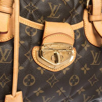 Louis Vuitton Monogram Canvas Etoile Bowling Bag 294251 - 4