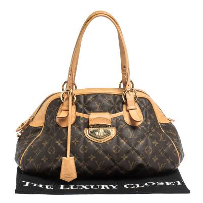 Louis Vuitton Monogram Canvas Etoile Bowling Bag 294251 - 9