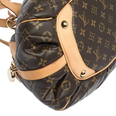 Louis Vuitton Monogram Canvas Etoile Bowling Bag 294251 - 10