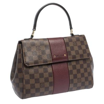 Louis Vuitton Bordeaux Damier Ebene Bond Street Bag 299144 - 2