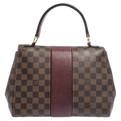 Louis Vuitton Bordeaux Damier Ebene Bond Street Bag 299144 - 3