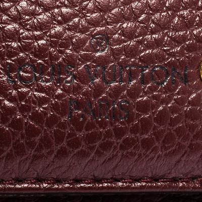 Louis Vuitton Bordeaux Damier Ebene Bond Street Bag 299144 - 9