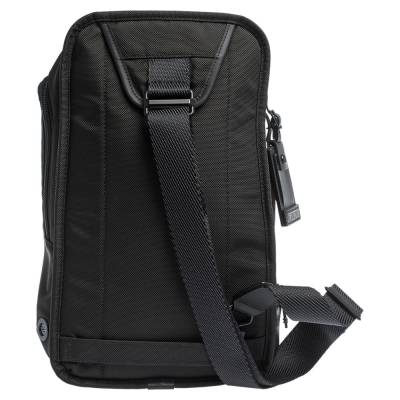 Tumi Black Nylon and Leather Alpha Bravo Saratoga Sling Bag 293743 - 3
