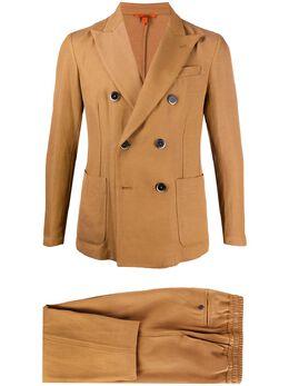 Barena костюм с двубортным пиджаком GIU26094097
