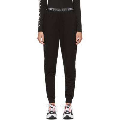 Calvin Klein Underwear Black CK One Jogger Lounge Pants QS6429G - 1