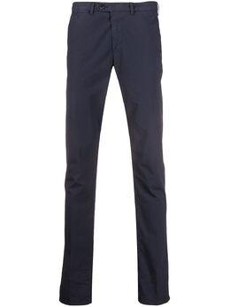 Corneliani брюки чинос средней посадки 854ER10120155