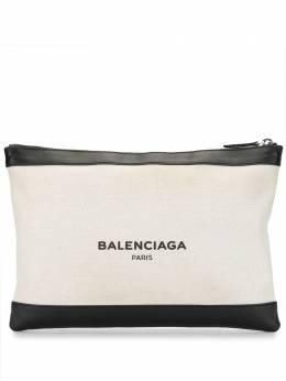 Balenciaga Pre-Owned клатч на молнии 18356