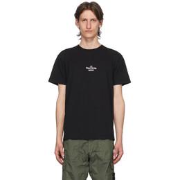 Stone Island Black Archivio Project T-Shirt 72152NS92