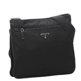Prada Black Nylon Tessuto Crossbody Bag 291503