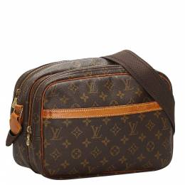 Louis Vuitton Monogram Canvas Reporter PM Bag 269662