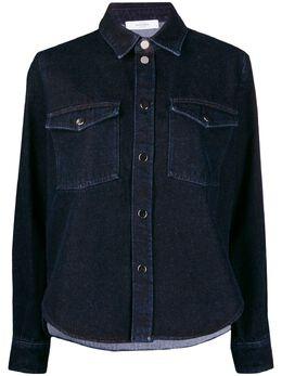 Roseanna джинсовая куртка-рубашка RS20DENIWILSON