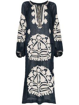 Vita Kin платье миди Shalimar с вышивкой DM0012SHL2