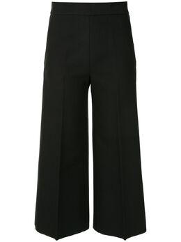 MSGM укороченные брюки широкого кроя 2841MDP95207100