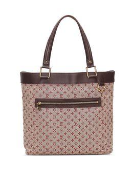 Louis Vuitton сумка-тоут 2005-го года с монограммой 9JLVTO109