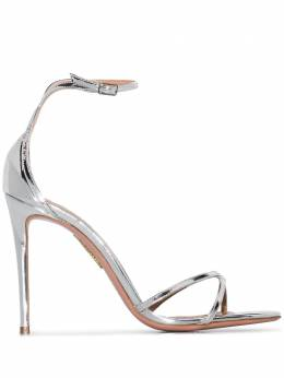 Aquazzura босоножки Purist 105 PURHIGS0SPE