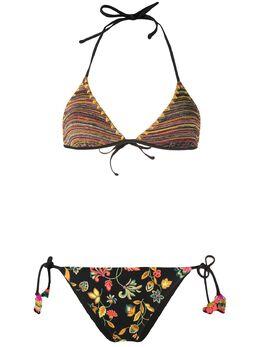 Anjuna floral print bikini CASSIOPEA