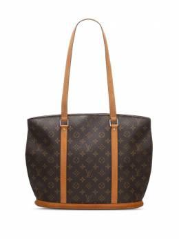 Louis Vuitton сумка-тоут 2000-х годов с монограммой 0ALVTO146