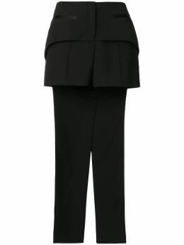Vera Wang шорты с ремешками R220P15
