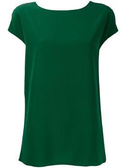 Aspesi блузка с перекрученной деталью 56112753