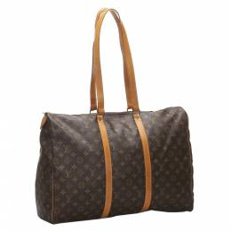 Louis Vuitton Monogram Canvas Sac Flanerie 50 Bag 276075