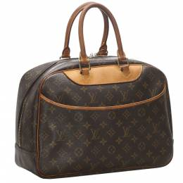 Louis Vuitton Monogram Canvas Deauville Bag 276120