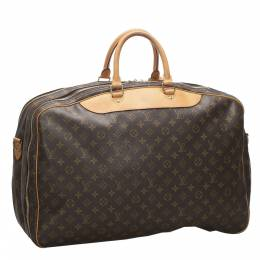 Louis Vuitton Monogram Canvas Alize 2 Poches Bag 276081