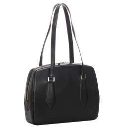 Louis Vuitton Black Epi Leather Voltaire Bag 278009